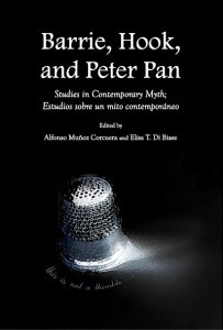 Most recently updated      Home     Titles  Most Popular      Titles     Ordering  Barrie, Hook, and Peter Pan: Studies in Contemporary Myth; Estudios sobre un mito contemporáneo